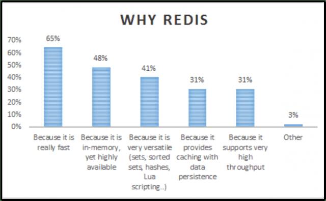 Wyniki badania użytkowników Redis
