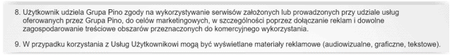 Regulamin PRV.pl