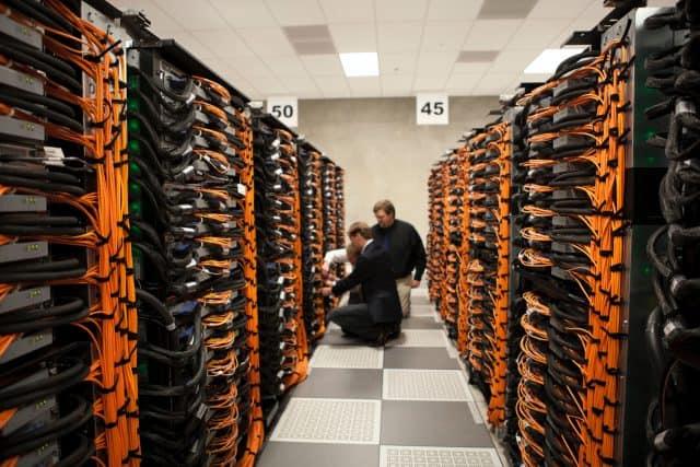Serwerownia / data center